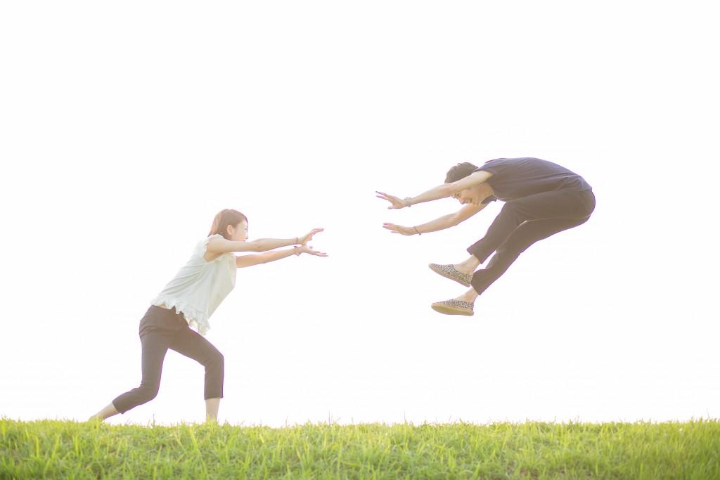 結婚式の写真、ロケーション前撮り別撮りなら NEMURAFILMSネムラフィルムズ2015.0720エンゲージメントフォト写真カメラマン宗村倉敷波動拳かめはめ波