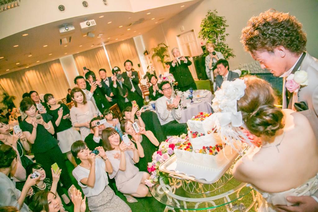 2015.0714結婚式写真ケーキカットカメラマン宗村岡山