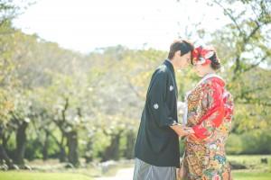 結婚式の写真、ロケーション前撮り別撮りなら NEMURAFILMSネムラフィルムズ2015.08前撮り撮影和装写真カメラマン宗村岡山37
