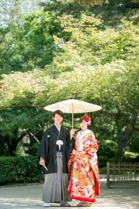 結婚式のお写真、ロケーション前撮り別撮りなら NEMURAFILMSネムラフィルムズ2015.08前撮り撮影和装写真カメラマン宗村岡山