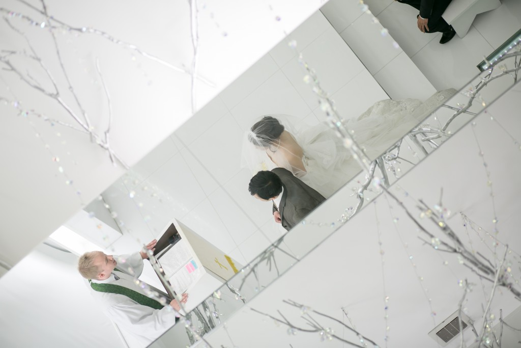 岡山倉敷で前撮り別撮りならNEMURAFILMS結婚式写真鏡
