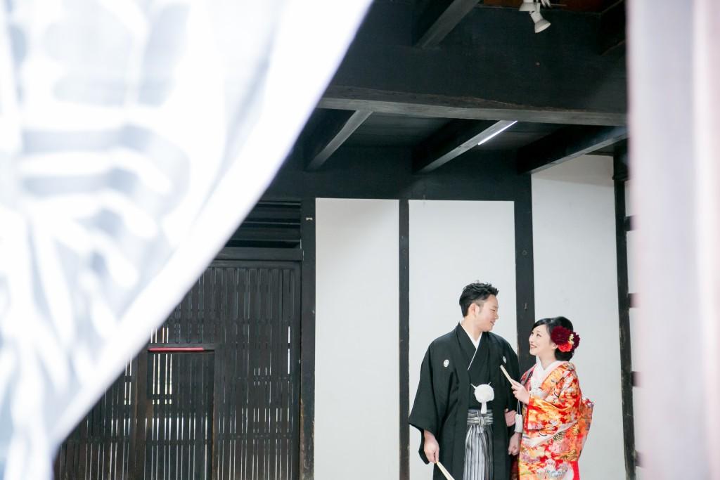 岡山倉敷で前撮り別撮りならNEMURAFILMS倉敷大橋家和装前撮り引き