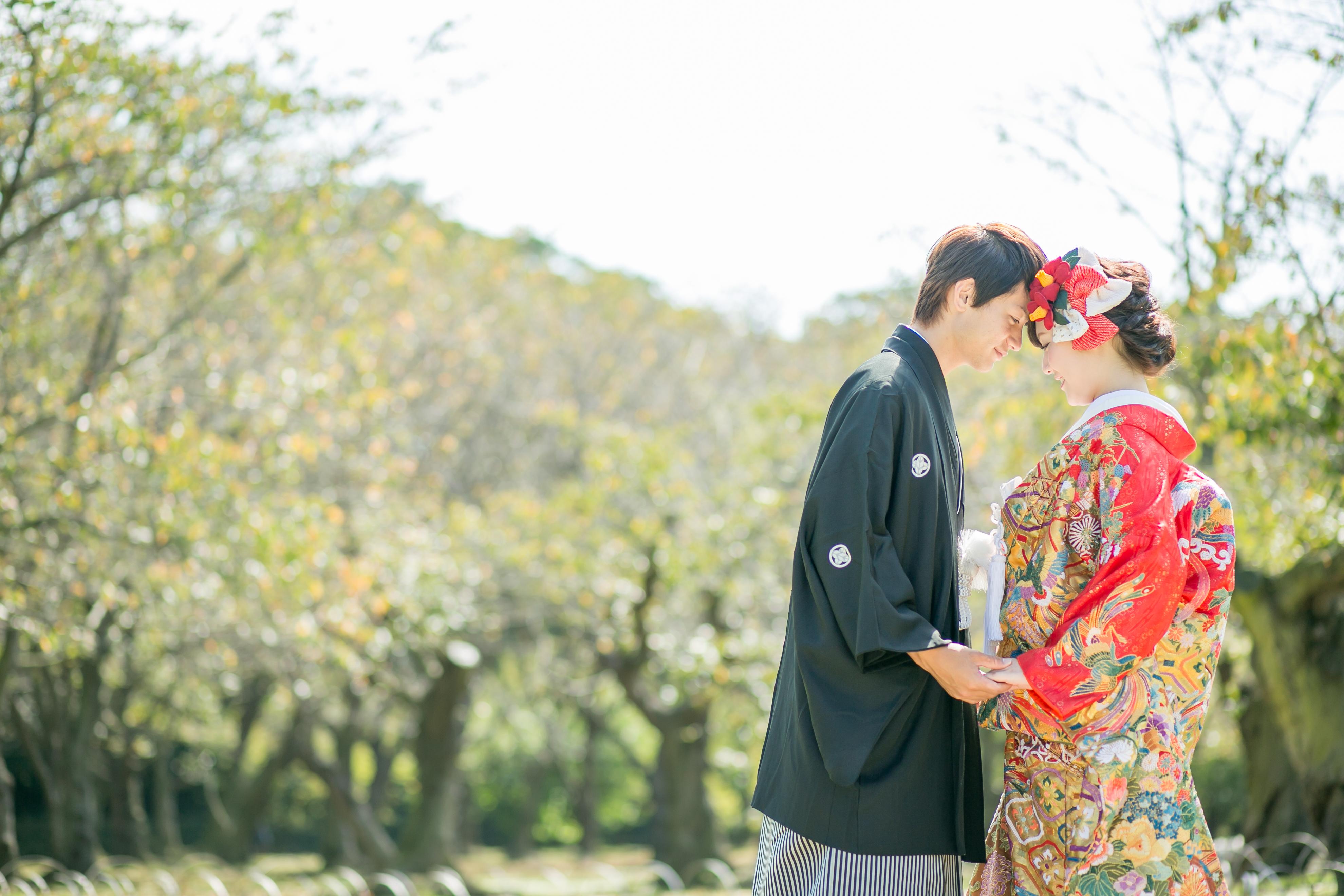 プラン一覧 | 岡山の和装前撮り・フォトウエディン …