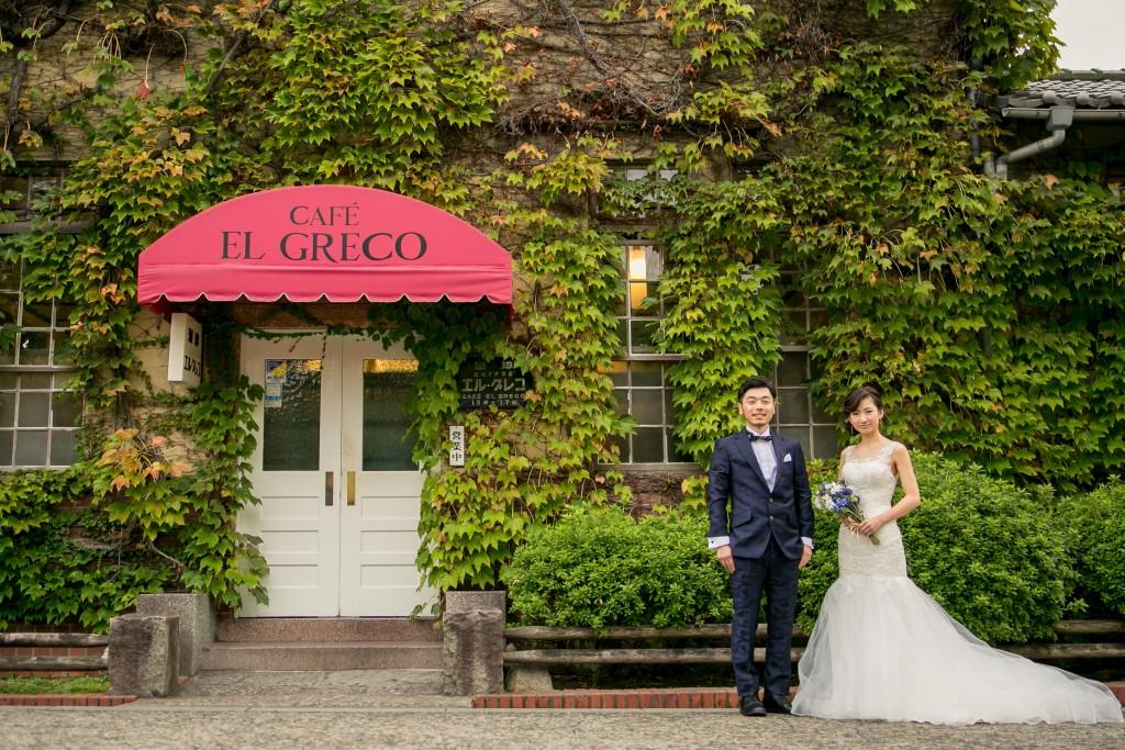 岡山倉敷で前撮り別撮りならネムラフィルムズ美観地区での洋装前撮りレトロ