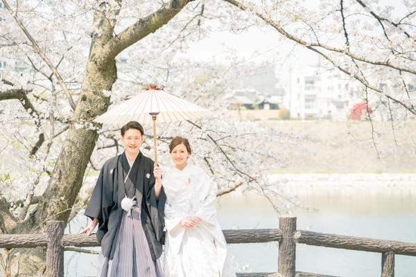 岡山の前撮りカメラマンがこっそり教える大人気桜前撮りのオススメ時期